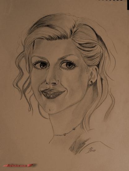 Brittany Murphy por AdrianaB
